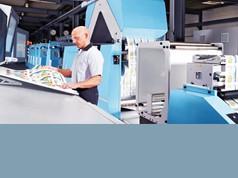 Nyomdaipar és papírgyártás