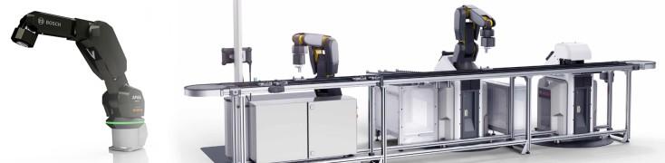 APAS digitális gyártásasszisztens - megújult a KUKA-alapú kollaboratív robot