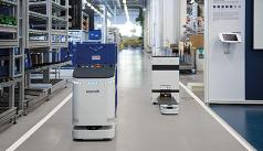 ActiveShuttle intralogisztikai robot