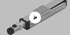 FMx lineáris modul: Szabadon konfigurálható, gazdaságos mozgatástechnikai megoldás