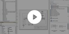 Scheme Editor – kapcsolási rajzok egyszerűen